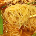 39649670 - 台湾ラーメン麺
