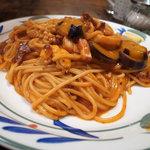 馬鈴薯 - 料理写真:ナポリタン