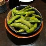 39652044 - 黒豆の枝豆