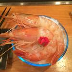 39652615 - 赤海老の刺身