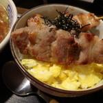 なんまら - 2015.7 焼き豚丼