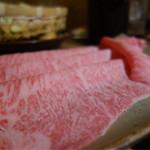 すきやきしゃぶしゃぶ 神戸牛石田 - 肉の追加(極特選)140g 5600円