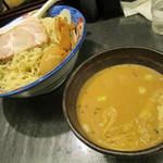 ひむろ - 味噌つけ麺 880円