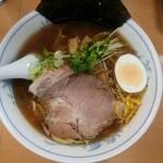 きむら屋 - 料理写真:和風ラーメン大盛650円+50円