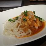 棒棒鶏冷麺(ハーフ)