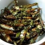 39657657 - 若鮎の山椒煮。