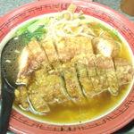 39657781 - ダブル排骨麺
