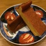 鮨 春松 - 玉子焼き