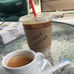 ソルズコーヒー - エスプレッソ & アイスカフェラテ