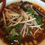 中華食堂 幸楽 - 料理写真:幸楽ラーメン赤