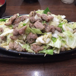 びっくり亭 本家 - ⚫︎焼肉のアップ画像