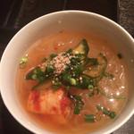 SATOブリアン - ハーフ冷麺