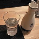 弁天寿し - 冷や酒