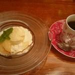 シーフードレストラン アクア - デザート