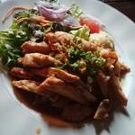 39666978 - 丹波地鶏の生姜焼き
