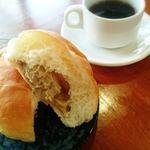 エビスパン - 料理写真:ふわっふわのクリームパン。