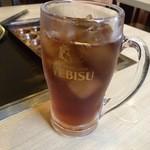 39668743 - 【ランチ】ウーロン茶
