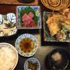 鮨善 本店 - 料理写真:天プラランチ1200円。これに茶碗蒸し付きます
