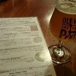 Beer Trip Olive - セゾンドロレス ハーフ 750円