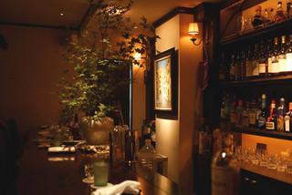 Bar,C - カウンター席 2015年6月
