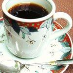 茶房むべ - ドリンク写真:自家焙煎珈琲