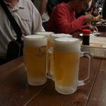39670825 - キンキン冷え冷えの生ビール