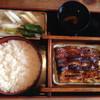 まるはん へそ曲がり - 料理写真:うなぎ定食:3,000円(税込) 【2015.07.06】