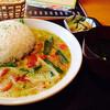 やおちゅう - 料理写真:グリーンカレー