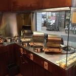 焙煎コーヒー豆ベースキャンプ - ロースター。