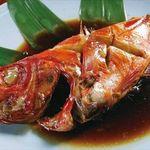 魚料理 常陸 - きんめだい煮