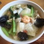 有天楼 - 料理写真:広東麺