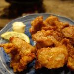 元 - 鶏のから揚げ