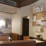 キッチンカロリー - 親しみやすい、のんびりとした老舗の洋食屋さん