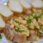 セレーノ - 豚ばら肉と白いんげんの煮込み