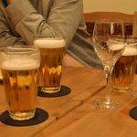 セレーノ - プレミアムモルツも飲み放題 白のハウスは甘め