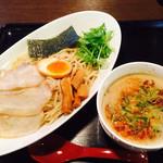 まるきや翔華 - つけ麺