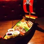 海賊の台所 -