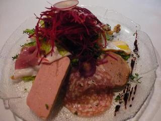 サラマンジェ ドゥ カジノ - 前菜1