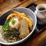 ほり田 - えび天おろし♩海老が美味しい♪( ´▽`)