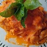 39683192 - モッツァレラチーズトマトソースw