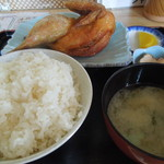 たつみ - ジャンボ取り定食