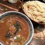 三田製麺所 - つけ麺(中)2015.7.3