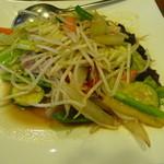 泰山 - たっぷり野菜炒め