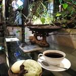 ムギマル2 - 小麦マンヂウ、コーヒー