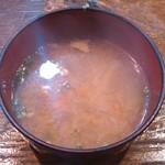 39687456 - 豚汁:あっぷ図 by ももち