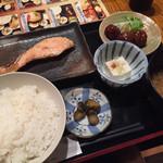 魚然 - 焼魚