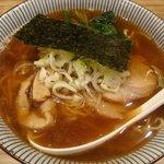 麺屋 百式 - 醤油ラーメン