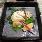 寿司ひでぞう - 仙鳳趾産焼き牡蛎