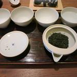 一保堂茶舗 喫茶室 嘉木 - 茶器達