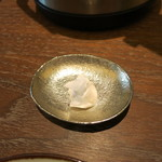 一保堂茶舗 喫茶室 嘉木 - 干菓子
